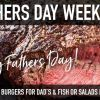 Fathers Day Weekend!