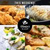 The Weekend Specials August 3rd — 5th