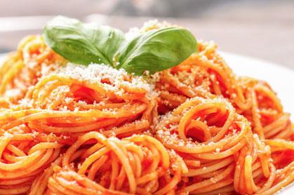 Spaghettimenu